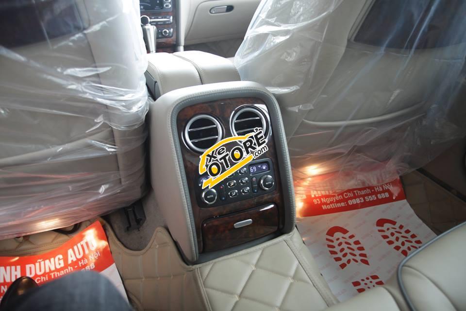 Bán Bentley Continental Flying Spur 6.0 2009, màu trắng, nhập khẩu