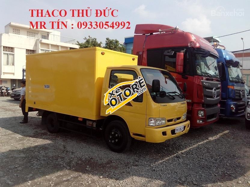 Xe tải Thaco Kia Frontier 40 thùng kín – 1.4 tấn cần bán