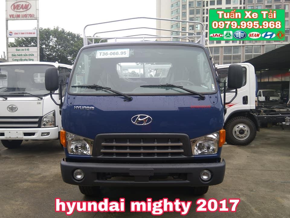 Bán xe Hyundai Mighty 2017 tải trọng 8 tấn,giá rẻ nhất