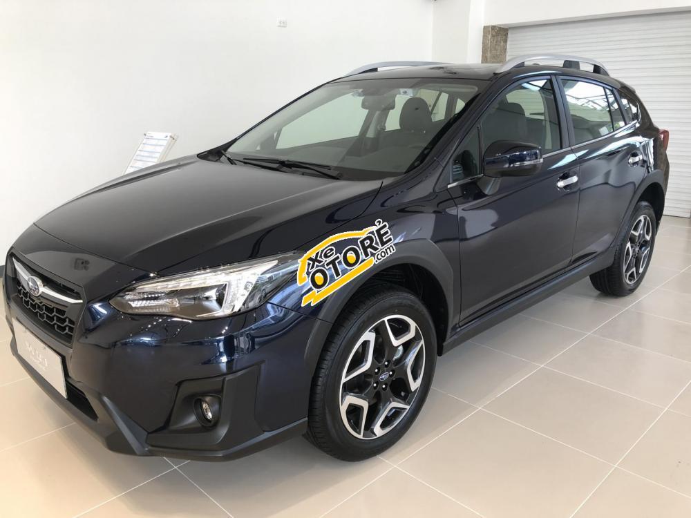Bán Subaru XV model 2019 màu xanh 2.0 Eyesight với nhiều ưu đãi tốt nhất gọi 093.22222.30 Ms Loan