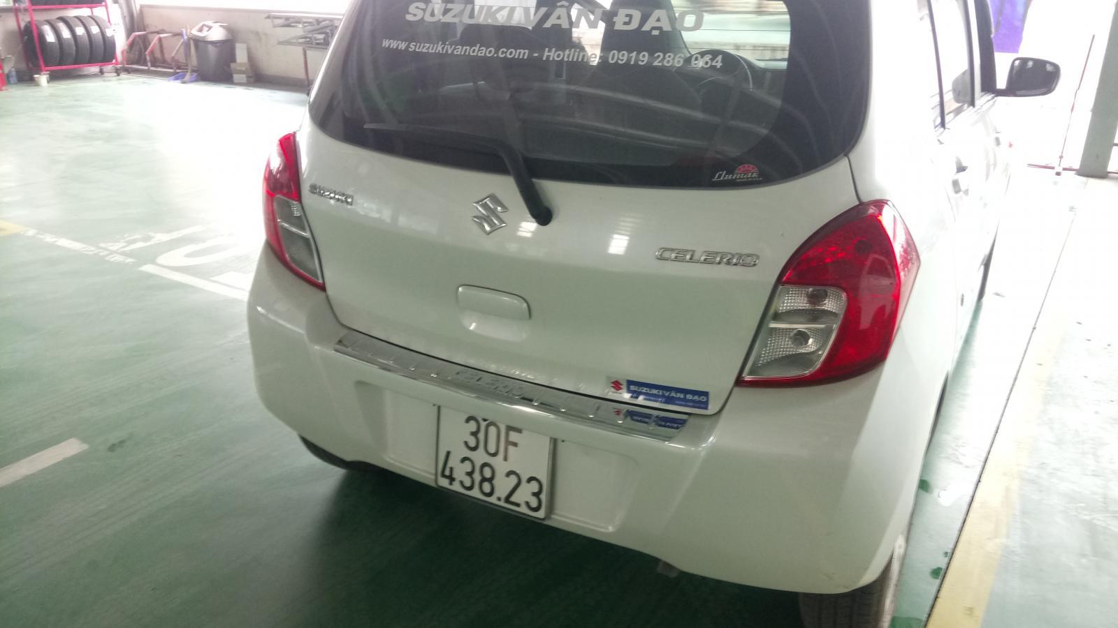 Suzuki Celerio 2019 rất nhiều khuyến mãi giảm giá và phụ kiện hấp dẫn