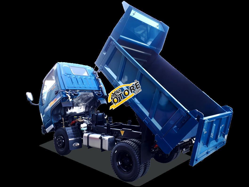 Bán xe ben Thaco 2.5 tấn, xe ben nhẹ, xe ben 2 khối, xe ben Bình Dương