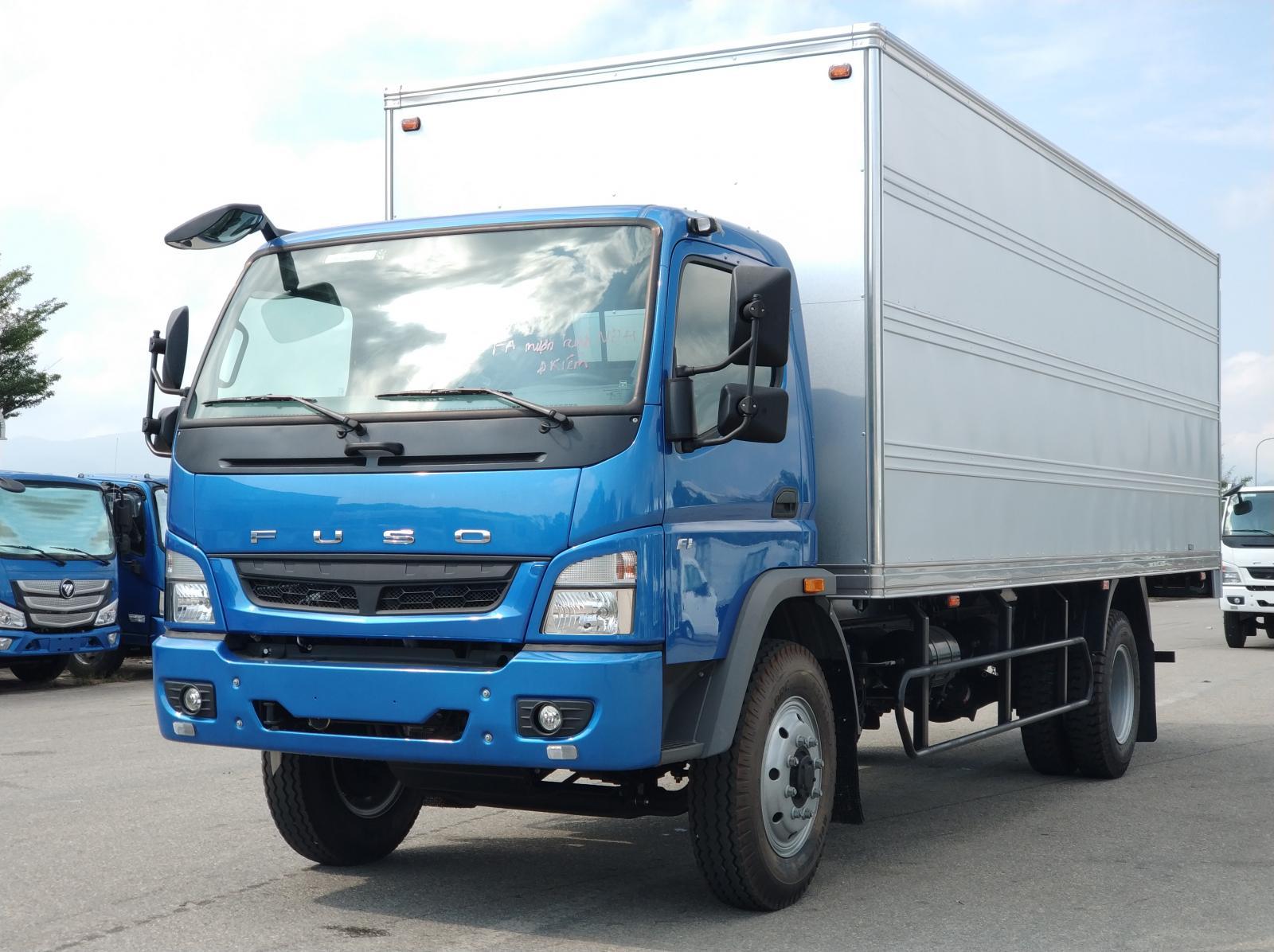 Cần bán xe Fuso Canter 12.8 2020, màu xanh lam