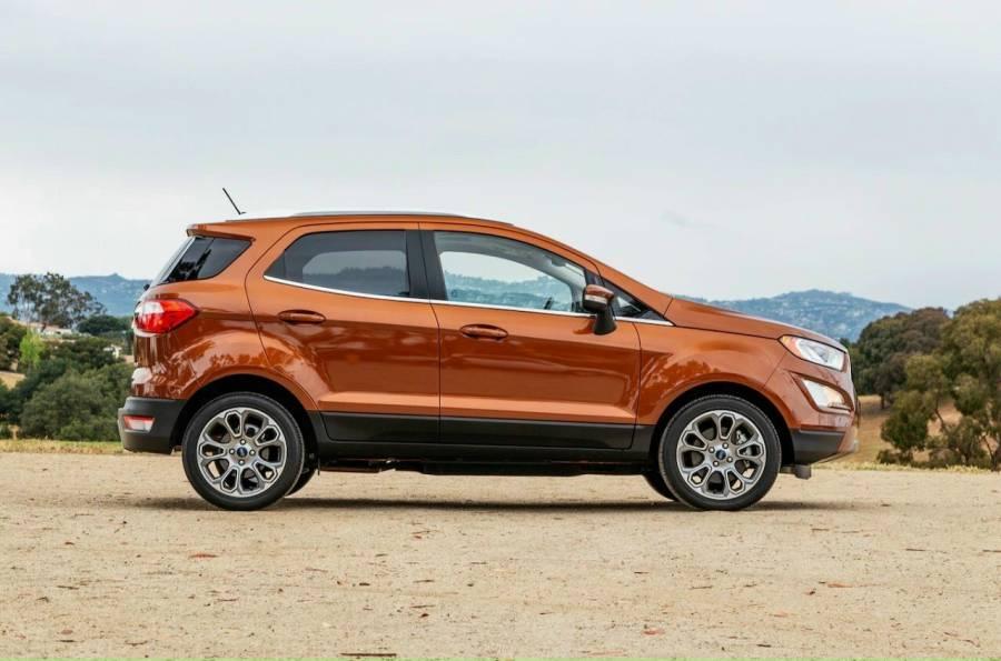 Bán Ford EcoSport 2020 giá cạnh tranh