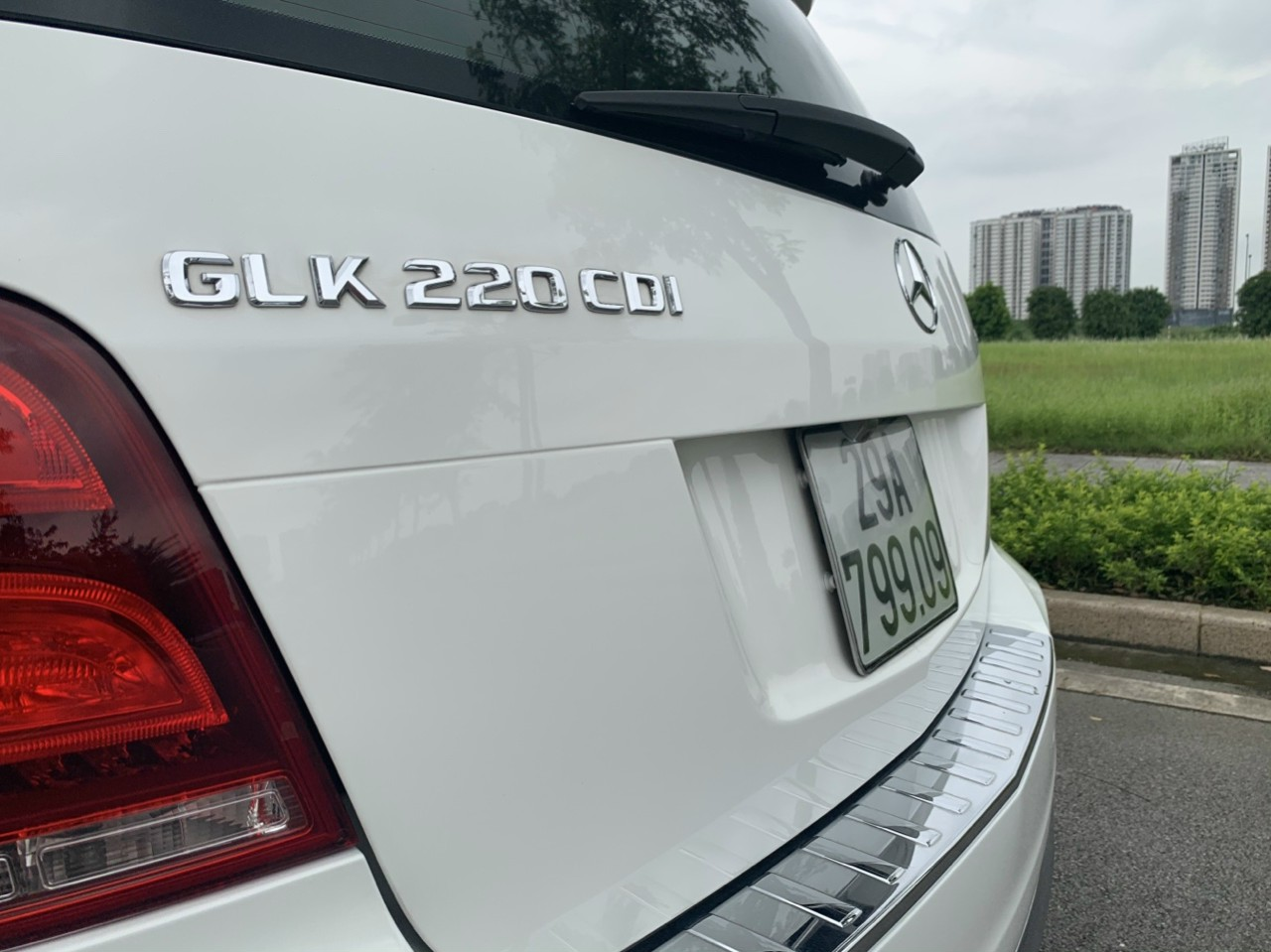 Bán Mercedes Benz GLK220 CDi 4MATIC 2013