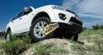 Bán Mitsubishi Pajero Sport 2016 máy xăng, 2 cầu (4x4 AT) 7 chỗ màu trắng, xe đẹp, giao xe ngay