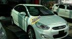 Cần bán xe Hyundai Accent 1.4AT năm 2015, màu trắng, xe nhập, giá chỉ 569 triệu