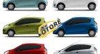 Chevrolet Nam Thái bán ô tô Chevrolet Spark LTZ đời 2015, màu xanh lam