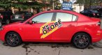 Cần bán gấp Mazda 3 2009, màu đỏ chính chủ