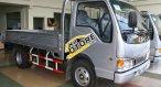 Bán xe JAC HFC 1047K3 2,4 tấn 2015, màu bạc, 320tr