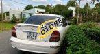 Tôi cần bán gấp Daewoo Nubira MT đời 2001, màu trắng số sàn, giá tốt