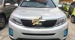Bán xe Kia Sorento DMT đời 2015, màu bạc, 908 triệu