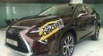 Cần bán Lexus RX 350 đời 2016, màu nâu, nhập khẩu chính hãng tại Lexus Thăng Long