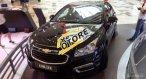 Bán ô tô Chevrolet Cruze đời 2015, màu đen, xe mới