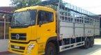 Bán xe Dongfeng 9.6T sản xuất 2016, màu vàng, nhập khẩu nguyên chiếc