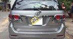 Bán Toyota Fortuner 2.5G đời 2015, màu bạc