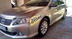 Cần bán Toyota Camry 2.0E đời 2014, màu vàng