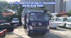 Cần bán xe FAW 7,3 tấn thùng dài 6m25, động cơ Hyundai, khuyến mại lớn