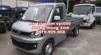 Xe tải Veam VPT095 990kg, thùng 2.6m, giá rẻ, khuyến mại lớn