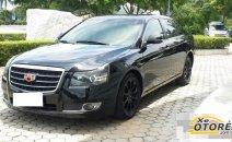 Cần bán xe Geely Emgrand EC 820 đời 2012, màu đen, nhập khẩu chính hãng