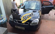Cần bán Daewoo Nubira 2 đời 2002, màu đen xe gia đình, giá chỉ 107 triệu