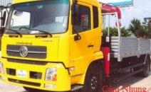Đại lý bán xe tải Dongfeng động cơ Cumin B190 tải trọng 7 tấn giao xe ngay