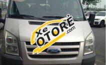 Mình cần bán lại xe Ford Transit MT đời 2010