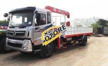 Bán xe cẩu tự hành Dongfeng 8 tấn, gắn cẩu UNIC 5 tấn