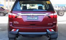 Bán xe ISUZU 7 chỗ SUV ra mắt tháng 7/2016 nhập khẩu nguyên chiếc