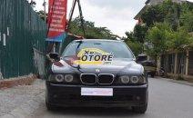 Cần bán gấp BMW 5 525i đời 2003, màu đen, số tự động