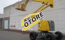 Bán xe nâng người Haulotte loại z Boom màu vàng, tầm với 32m