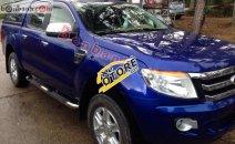 Bán ô tô Ford Ranger XLT 4x4MT đời 2013, màu xanh lam, nhập khẩu chính chủ