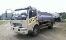 Bán xe xăng dầu Dongfeng 6m3, 3 khoang độc lập, nhập khẩu nguyên chiếc, chỉ 540 triệu