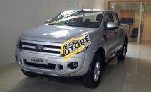 Bán Ford Ranger đời 2015, màu bạc, giá cả cạnh tranh, hỗ trợ trả góp