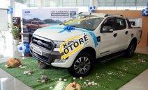 Hà Thành Ford bán xe Ford Ranger XL 4x4 MT đời 2016, màu trắng, nhập khẩu, 898tr