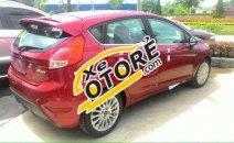 Cần bán xe Ford Fiesta 1.0 EcoBoost Sport đời 2017, màu đỏ
