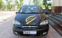 Bán Chevrolet Vivant 2.0 đời 2008, màu đen số sàn