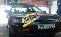 Mình bán ô tô Honda Accord MT đời 1994, màu đen số sàn