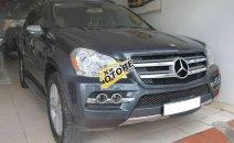 Cần bán Mercedes GL350 đời 2010, màu xám, nhập khẩu