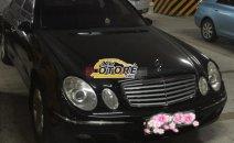 Mercedes-Benz E 2005
