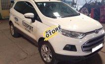 Bán ô tô Ford EcoSport Trend đời 2015, màu trắng