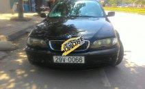 Bán xe cũ BMW 3 Series 325i sản xuất 2002, màu đen, 237tr