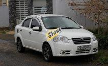 Cần bán lại xe Daewoo Gentra SX đời 2006, màu trắng