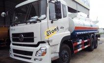 Bán xe chở xăng dầu DongFeng 16m3, loại 6x4-3 khoảng độc lập chỉ hơn tỷ