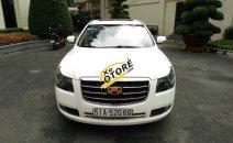 Bán ô tô Geely Emgrand EC 820 số tự động 2.0L, nhập khẩu đời 2012, màu trắng, xe nhập