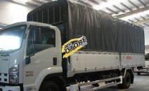 Bán xe tải Isuzu 6 tấn FRR90N, màu trắng, giá cạnh tranh