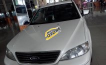 Bán Ford Mondeo V6 đời 2003, màu trắng chính chủ, giá tốt