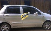 Bán ô tô Chery QQ đời 2009, màu bạc
