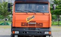 Tải thùng Kamaz 30 tấn | Kamaz 6540 (8x4) thùng 9m nhập nguyên chiếc 2016