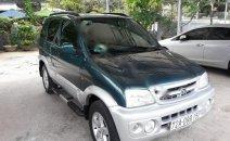 Cần bán gấp Daihatsu Terios 4x4MT đời 2006, màu xanh lam